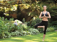 Yoga at Hotel Bel-Air