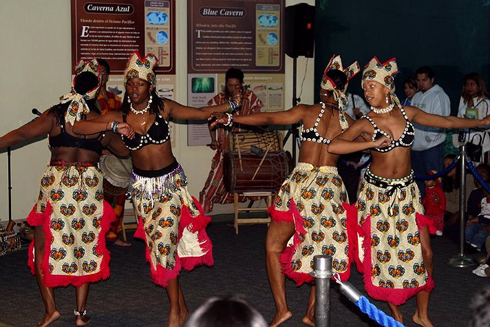 African American Festival at Aquarium of the Pacific