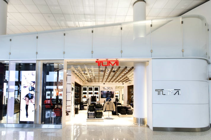 TUMI in Terminal 6 at LAX