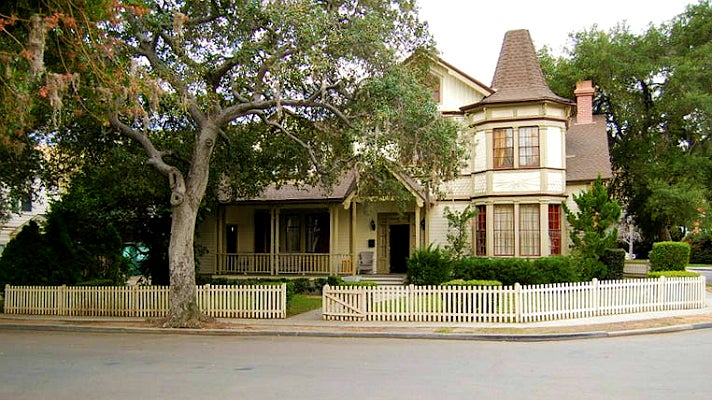 "Seaver house from ""Growing Pains"" at Warner Bros. Studio"