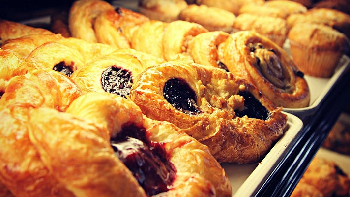 Pastries by Homeboy Bakery