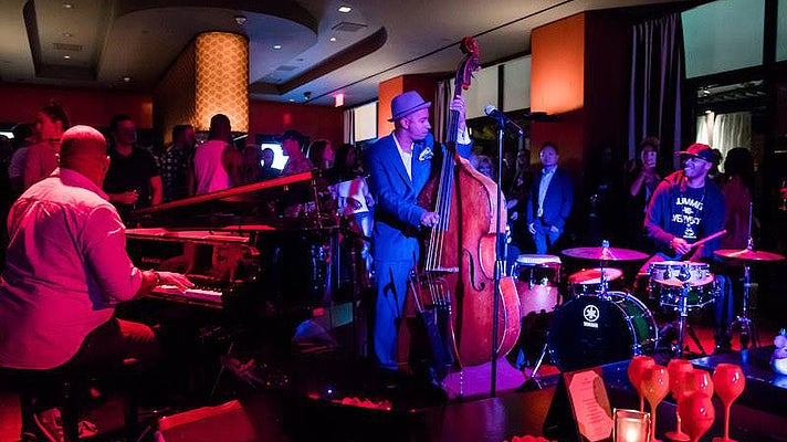 Jazz night at Riviera 31