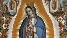 "Antonio de Torres - ""Virgin of Guadalupe"" at LACMA"