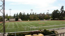 "Patterson Field at Occidental College from ""Clueless"""
