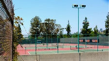McKinnon Family Tennis Center at Occidental College