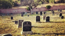 "Sunnyside Cemetery from ""Fast & Furious"""
