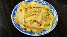 Cold Noodle with Sesame at Shaanxi Gourmet