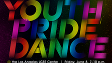 Youth Pride Dance 2018