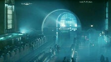 """The Ticket Concourse at Union Station is the police station in """"Blade Runner"""" (1982)"""