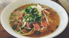 Super Sized Pho #1 at Viet Huong