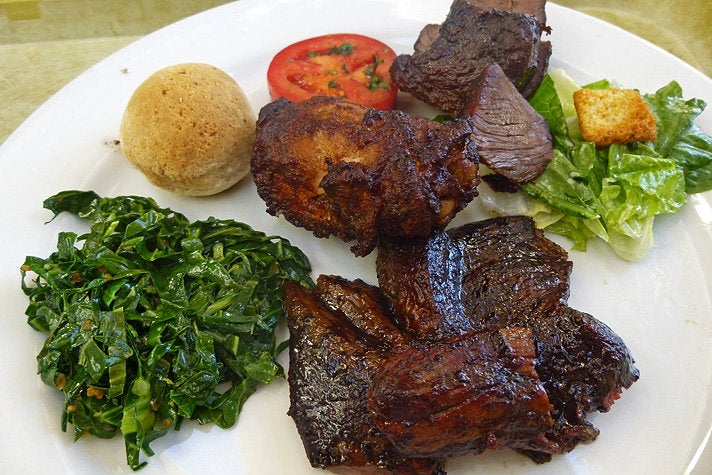 Picanha at Pampas Grill