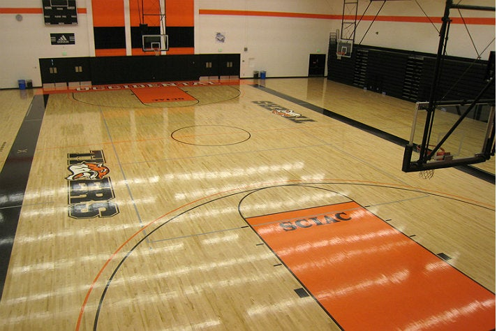 Rush Gymnasium at Occidental College