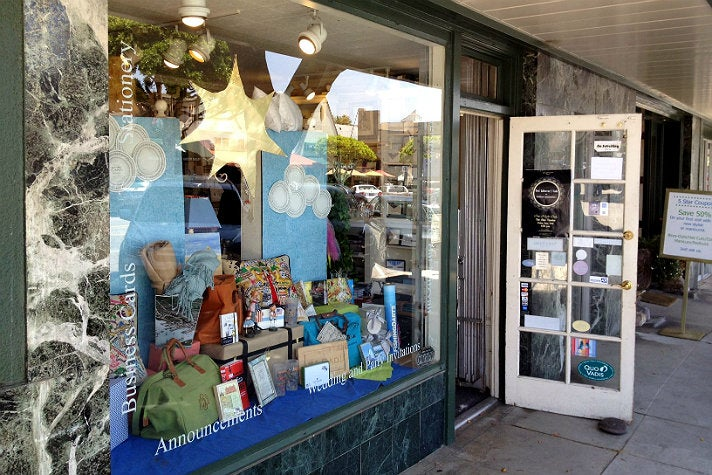 Landis Gifts & Stationery in Larchmont Village