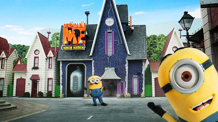 Despicable Me: Minion Mayhem