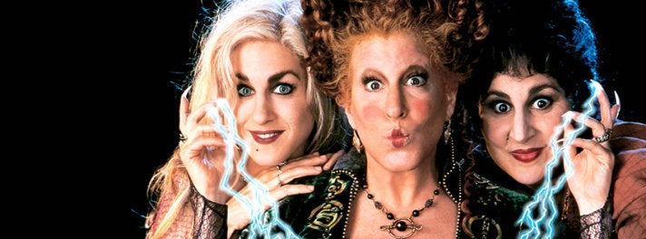 """Sisters from """"Hocus Pocus"""""""