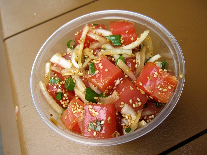 Original Tuna Poke at Poke-Poke