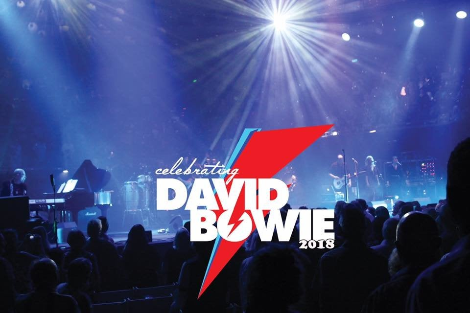 Celebrating David Bowie 2018